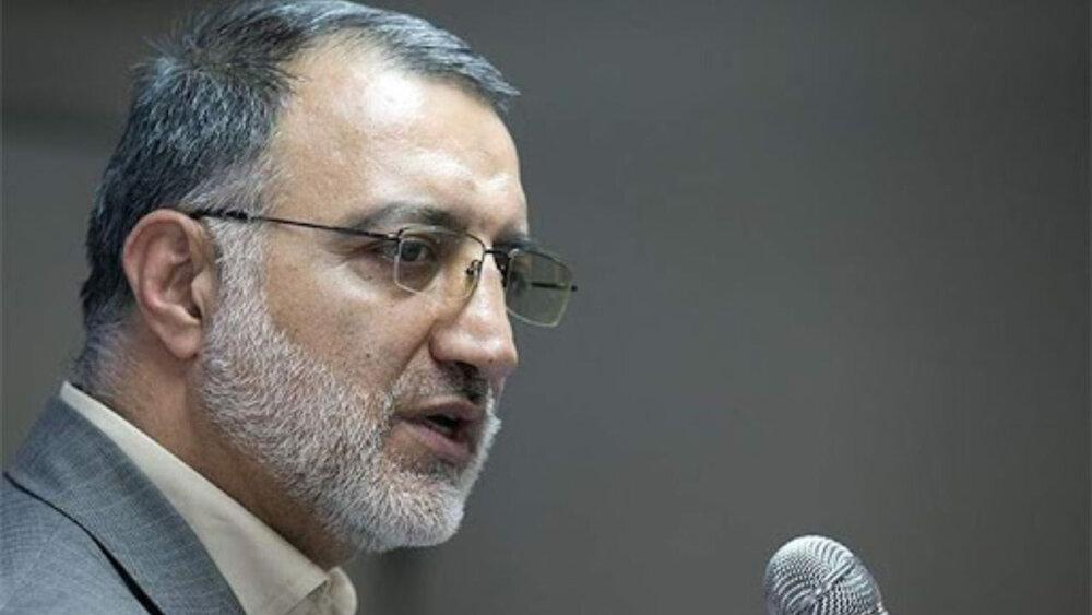 موافقت مجلس با استعفای زاکانی