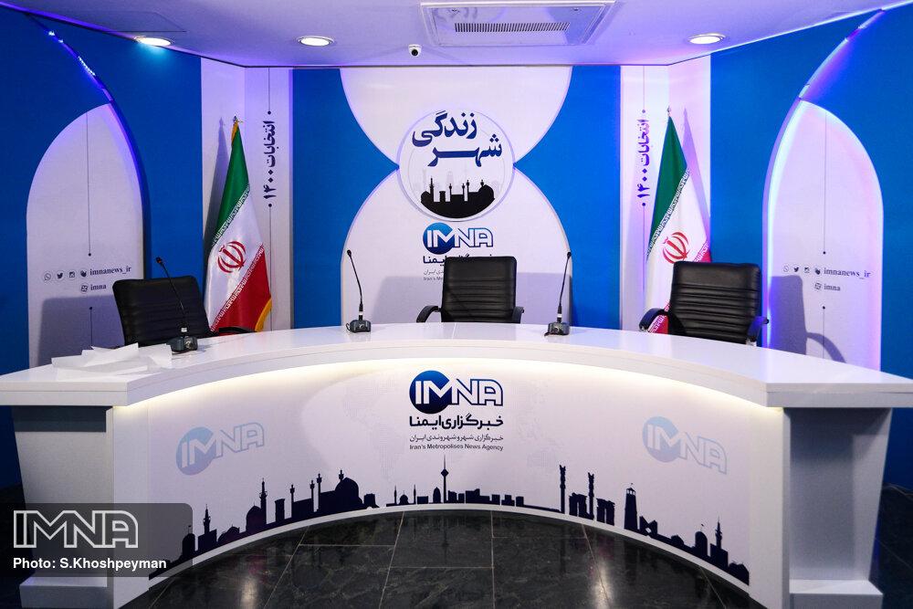 علیرضا نصراصفهانی و عباس حاجرسولیها مهمان شب دوم مناظره انتخاباتی ایمنا