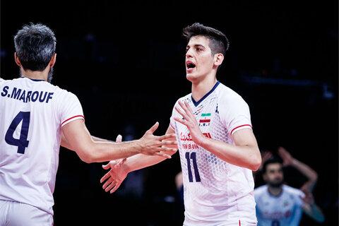 ایران ۲ استرالیا ۳ / سومین شکست ایران پیای پی در ست پنجم