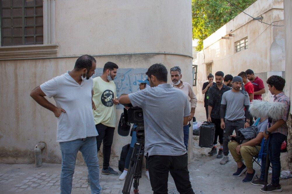 """اتمام فیلمبرداری """"فلس"""" در استان بوشهر"""
