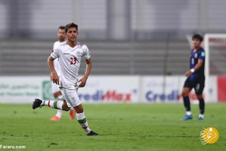 رونمایی از لباس جدید تیم ملی فوتبال ایران در مسابقات انتخابی جام جهانی