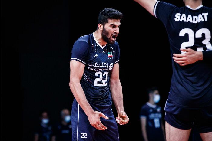 اسامی ۱۲ بازیکن تیم ملی والیبال ایران برای المپیک اعلام شد