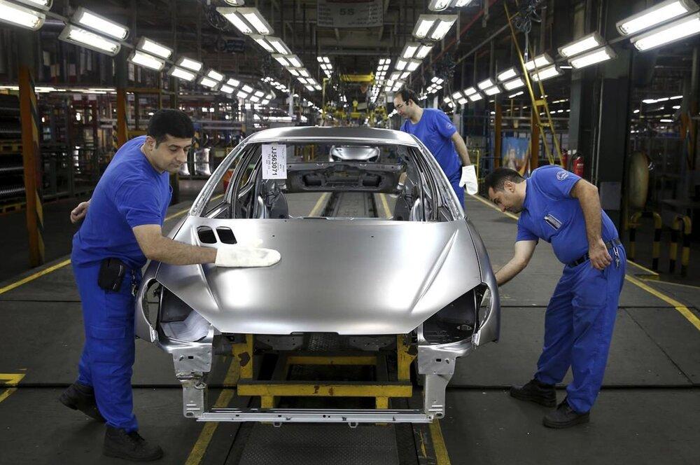 فعالیت خودروسازان خارجی زمان تحریم، محدود شد