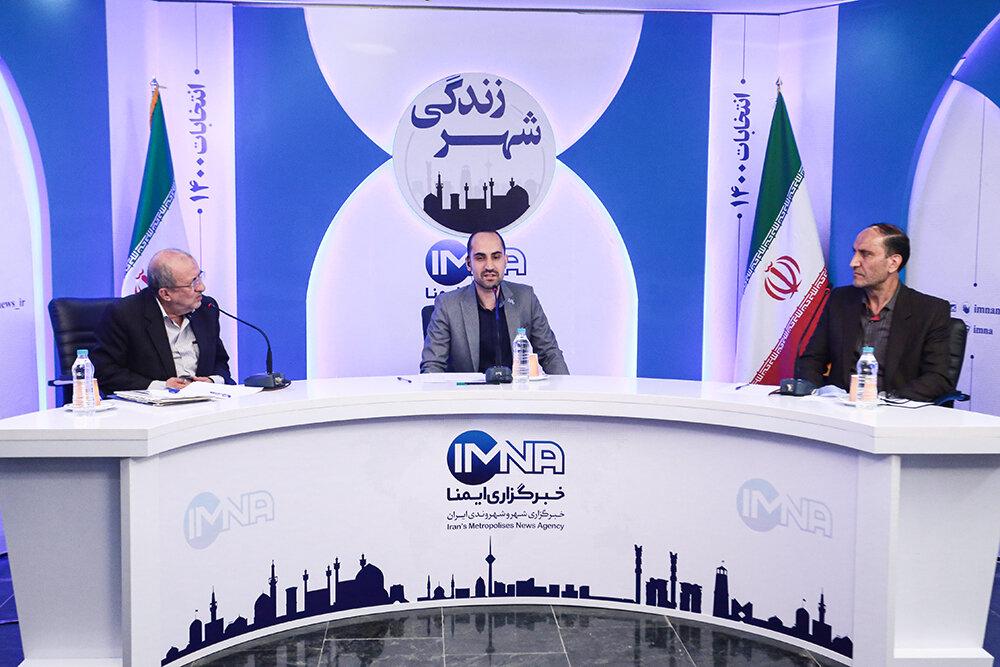 بررسی مدیریت ۲۲ ساله شهر در مناظره انتخاباتی نصراصفهانی و حاجرسولیها