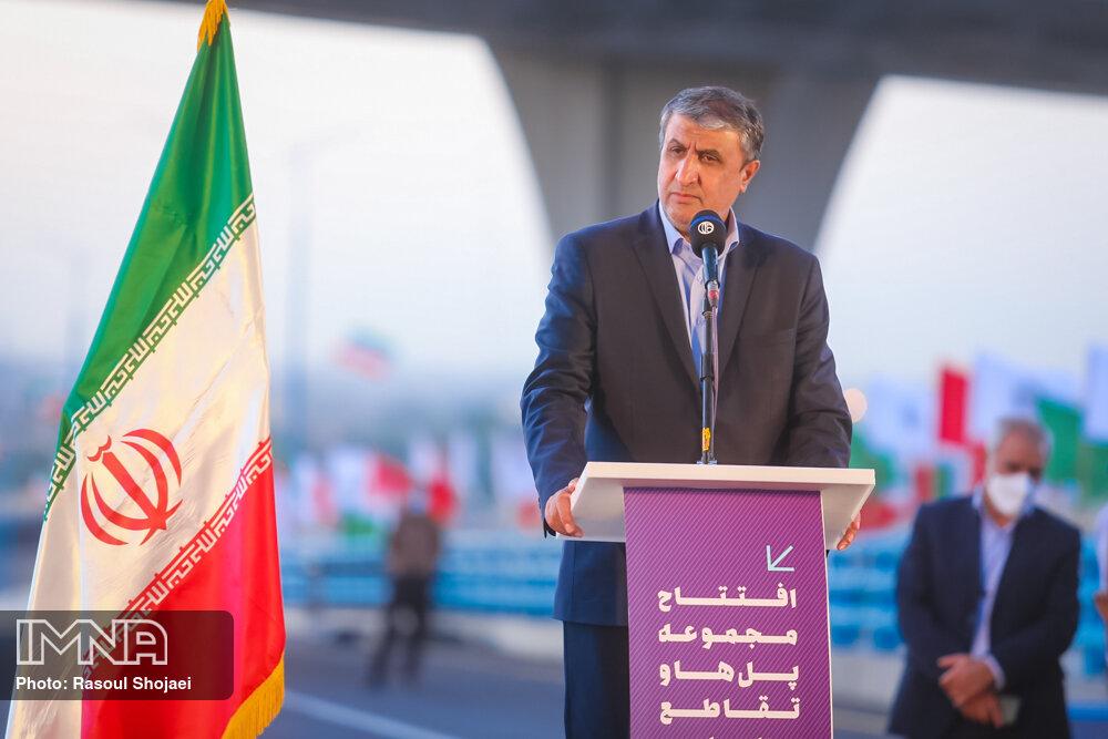 پروژههای توسعهای اصفهان مصداق بارز اراده مدیران شهری است