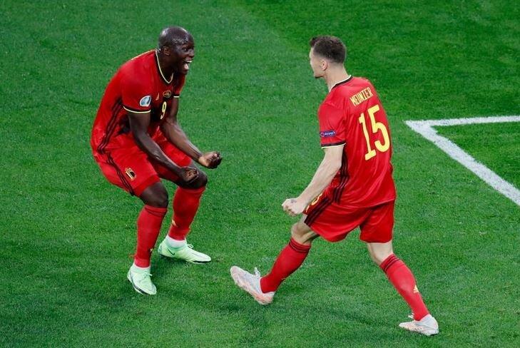 بلژیک ۳- روسیه صفر / برد پرگل بلژیک در شب درخشش لوکاکو