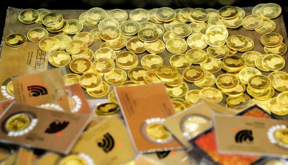 قیمت سکه امروز جمعه ۱۶ مهر ماه ۱۴۰۰ + جدول