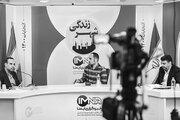 مناظره انتخاباتی قدرت افتخاری و ابوالفضل قربانی برگزار شد