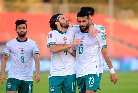 فوتبال عراق دنبال شکایت به دادگاه کاس