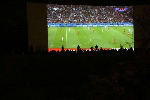 چرا پخش فوتبال تیم ملی در سینماهای اصفهان لغو شد؟