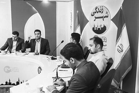 """مناظره انتخاباتی """"نگاه جوانان به انتخابات ۱۴۰۰ """" برگزار شد"""