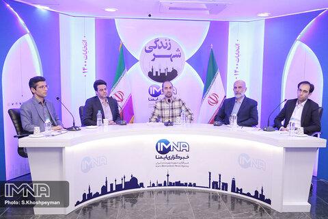 پخش زنده: آخرین شب مناظره انتخاباتی ایمنا با حضور ۴ چهره شاخص