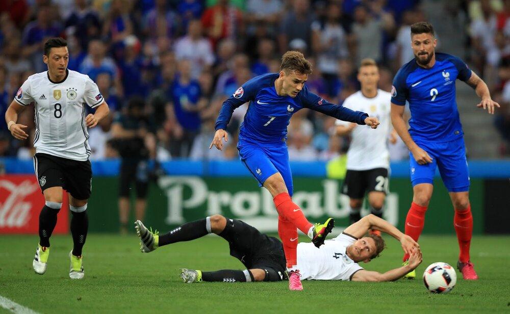 فرانسه - آلمان؛ به گروه مرگ یورو ۲۰۲۰ خوش آمدید!