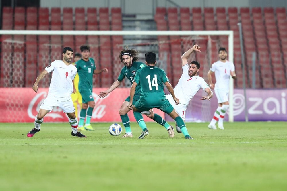 تیم ما با کم خطرترین عراق ممکن مواجه شد/ آرزوی هر مربی داشتن این بازیکنان است