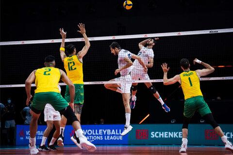 برنامه تیم ملی والیبال ایران در مرحله دوم قهرمانی آسیا + جدول