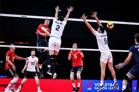 صدرنشینی لهستان و روسیه تا پایان روز سوم والیبال المپیک/ فردا مصاف حساس ایران با ایتالیا