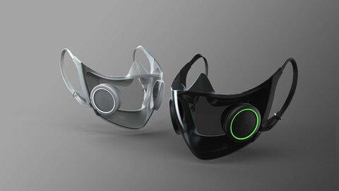 ماسک تنفسی هوشمند ریزر چه ویژگیهایی دارد؟