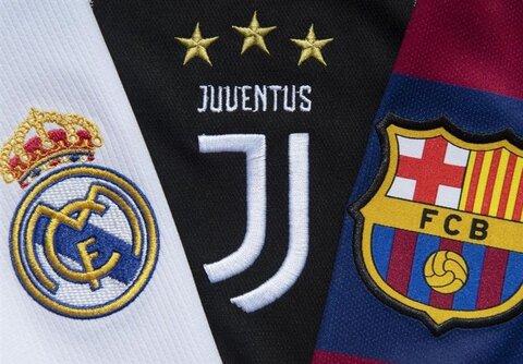 با اعلام یوفا؛ بارسلونا، رئال مادرید و یوونتوس فصل آینده در لیگ قهرمانان هستند