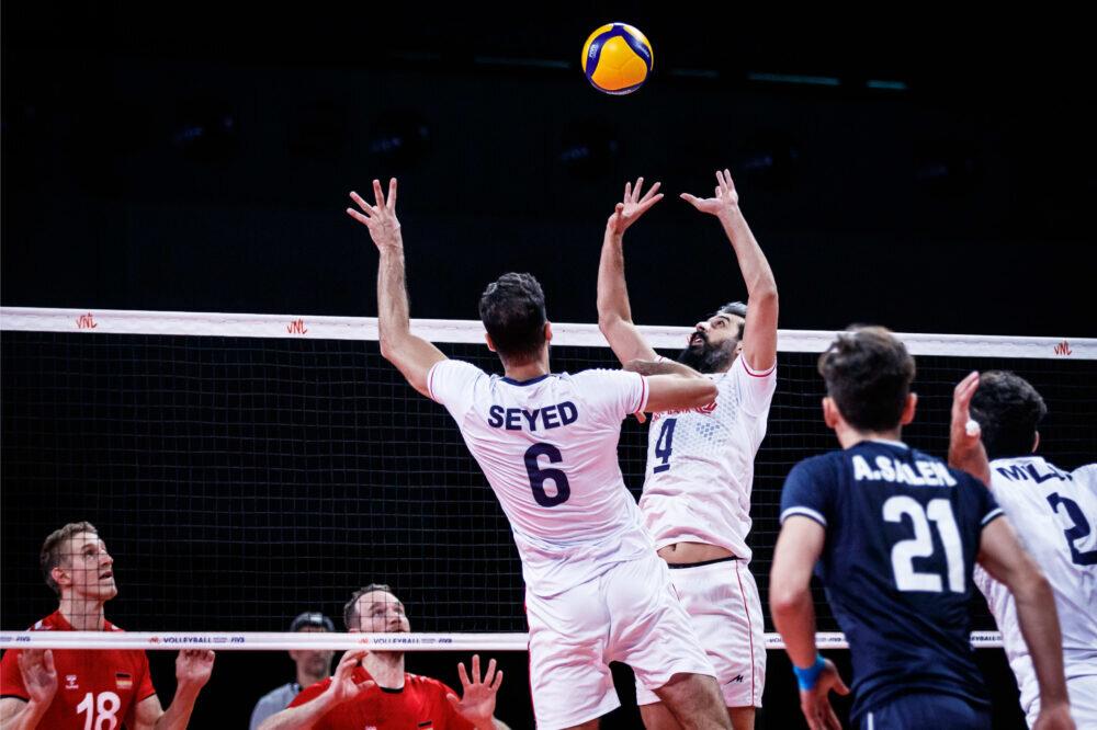 ترکیب تیم ملی والیبال مقابل فرانسه مشخص شد
