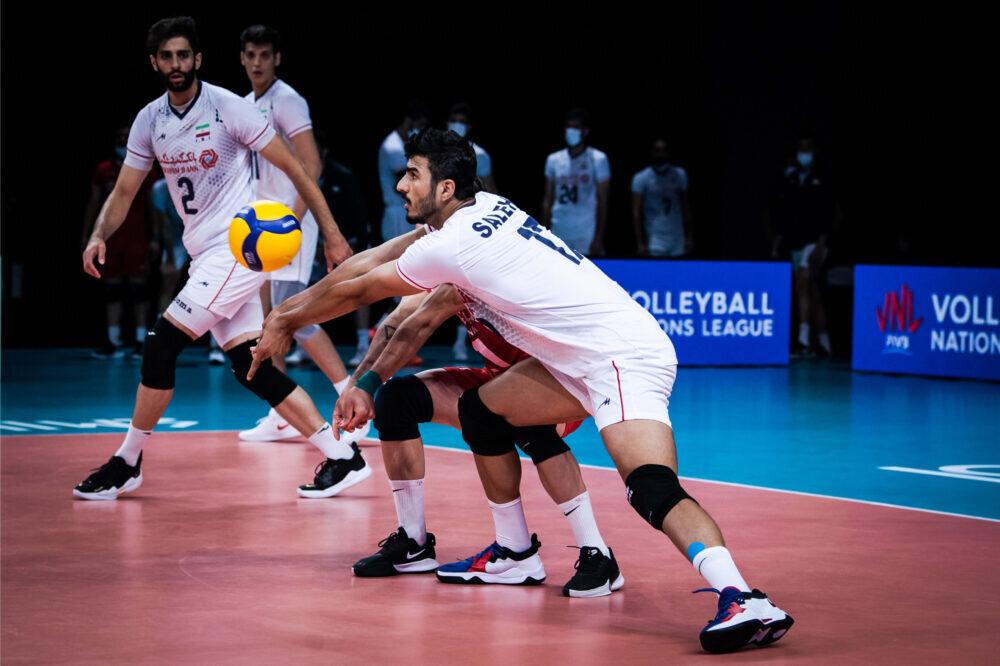 ایران ۳ _ لهستان ۲/ ایران جواب کری لهستان را در المپیک داد