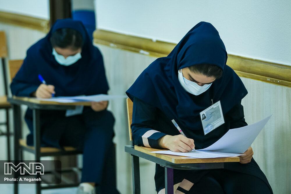 شرکت ۱۰ هزار دانشآموز در امتحانات نهایی شهریورماه
