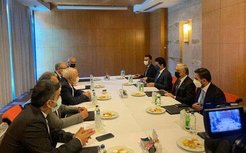 نگرانی ظریف از وضعیت امنیتی افغانستان