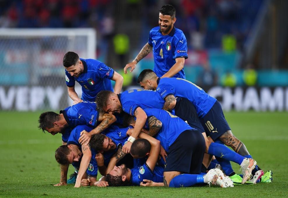 خلاصه بازی انگلیس و ایتالیا در فینال یورو ۲۰۲۱ + فیلم