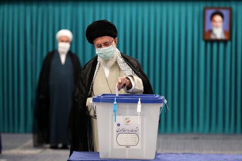 Voting underway in Iran's 2021 presidential election