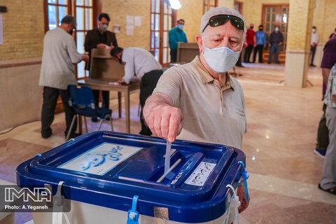 وضعیت راضی کننده رعایت پروتکلها در انتخابات
