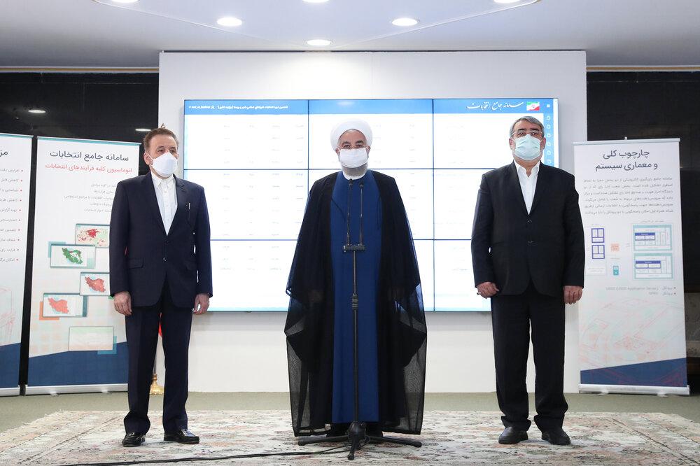 روحانی: انتخابات ریاست جمهوری از مهمترین انتخابات کشور است
