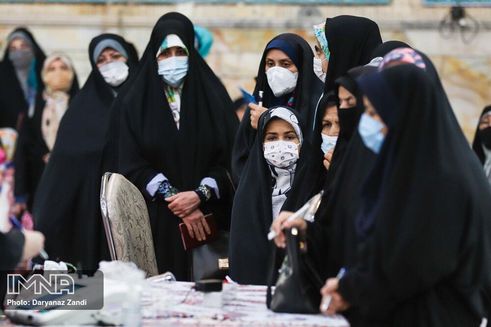 احمدی: شرایط کرونایی مانع مشارکت نیست