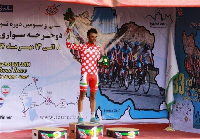 صفرزاده؛ دوچرخهسوار ایران در المپیک ۲۰۲۰ توکیو