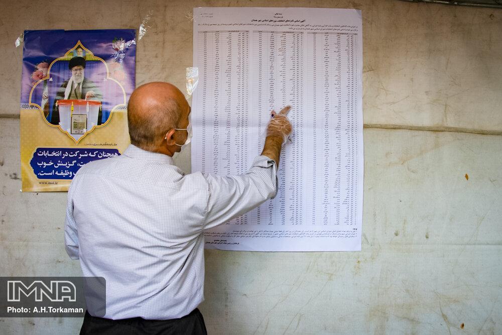 ۱۳ عضو شورای ششم شهر شیراز مشخص شدند