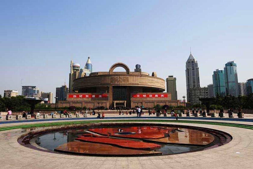 موزه شانگهای؛ گنجینه هنر و فرهنگ چین