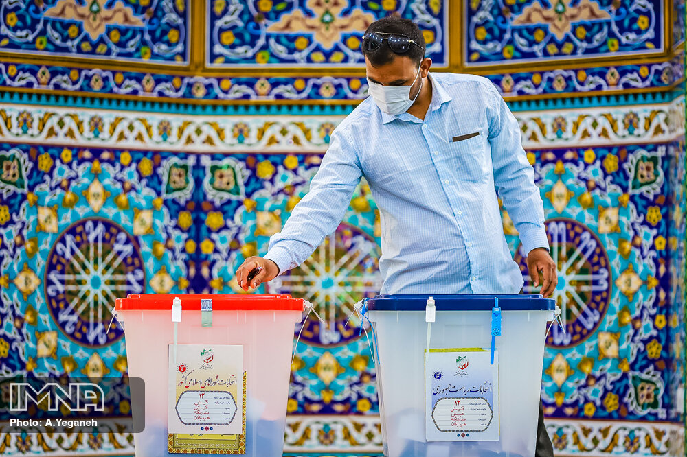 انتخابات ۱۴۰۰- کیش