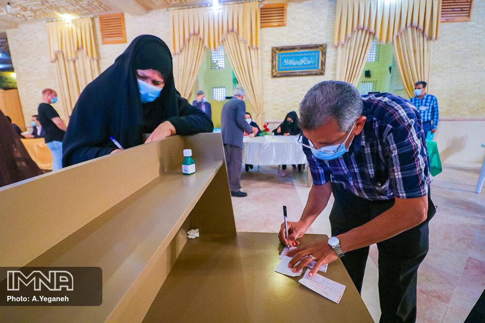 اعضای شورای ششم شهر تیران معرفی شدند