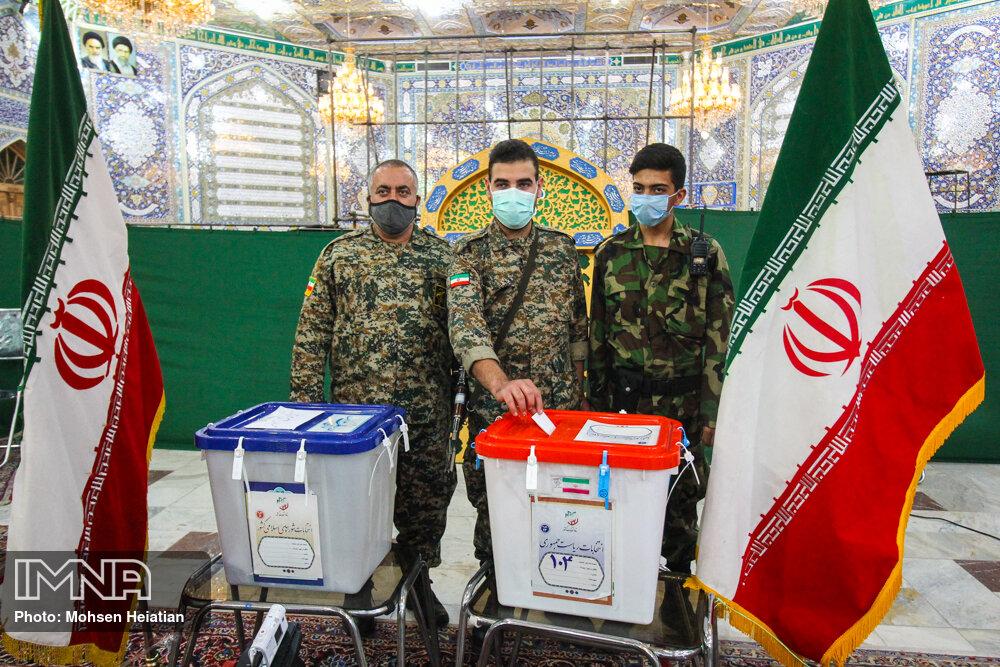 نتایج نهایی شوراهای شهر در شهرستان مبارکه