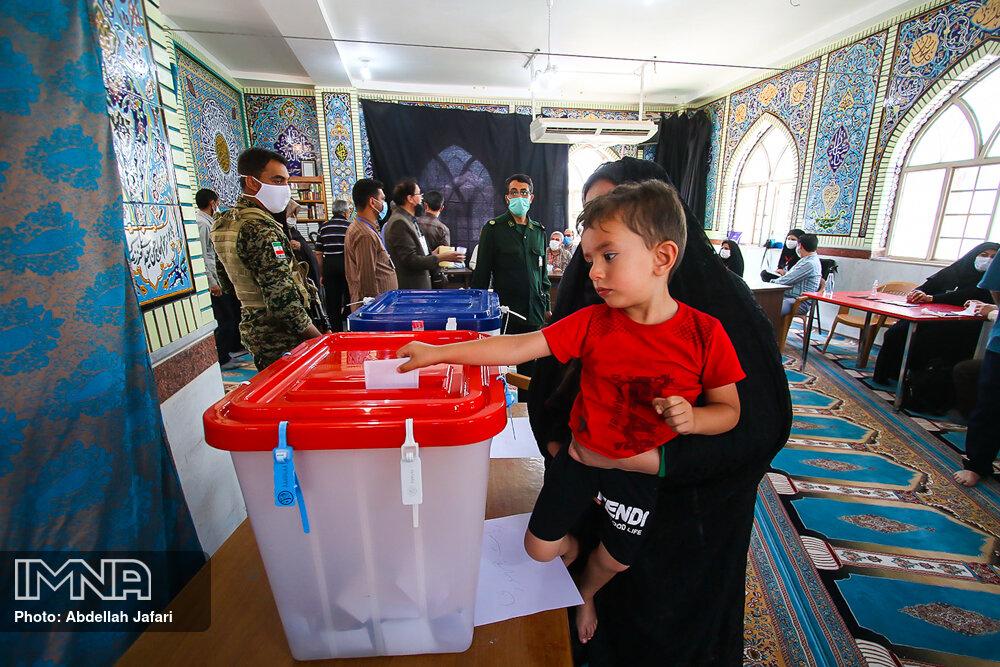 نتایج شوراهای شهر در شهرستان خمینیشهر