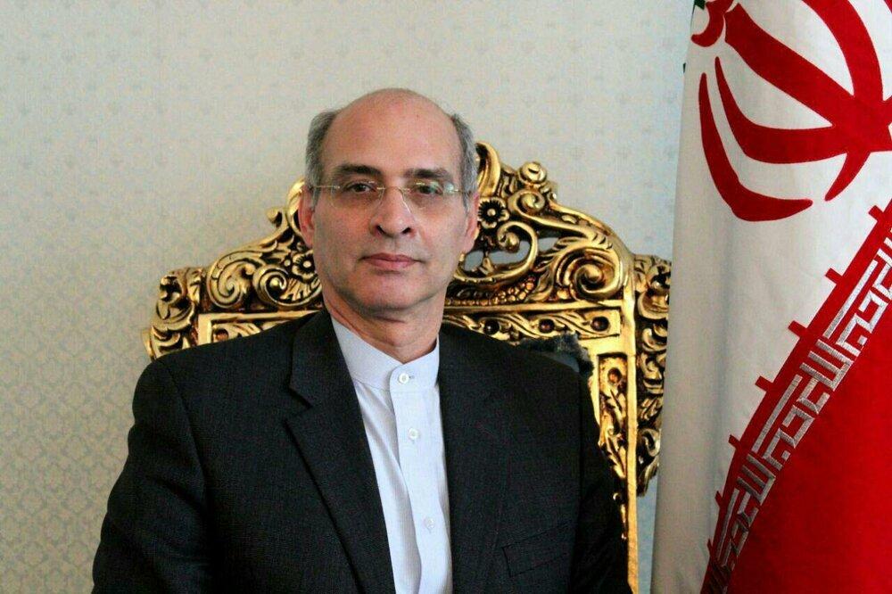 سفیر ایران در هلند: مشارکت مردم نویدبخش آیندهای بهتر است