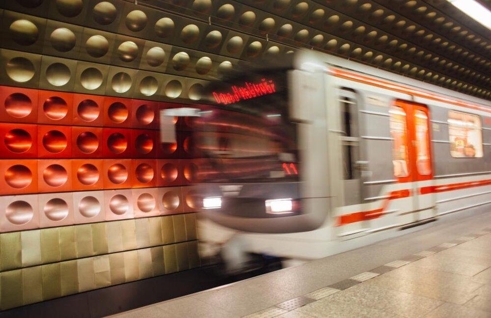 ساخت خط مترو دو میلیارد یورویی در پراگ