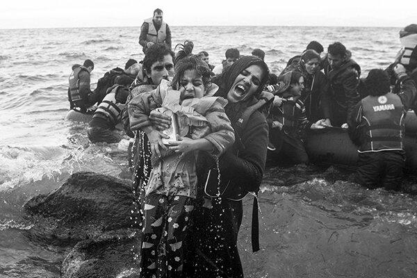 روز جهانی پناهجویان برای حمایت و پذیرش مهاجران