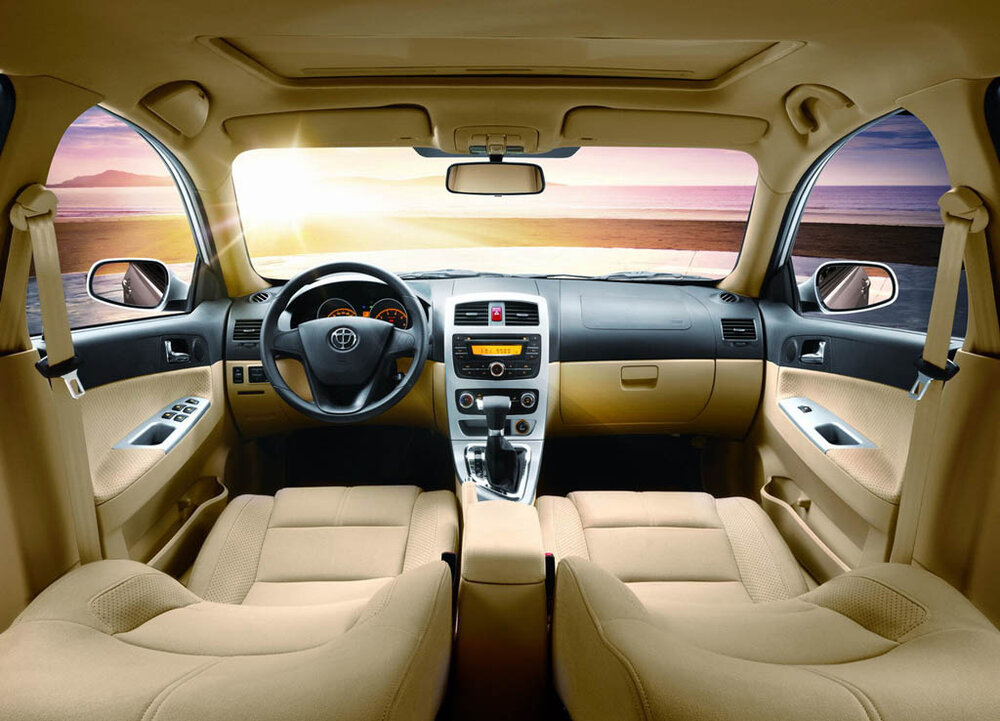 بررسی خودرو برلیانس H۳۲۰ + مشخصات، آپشن ها، رقبا و قیمت برلیانس پارس خودرو
