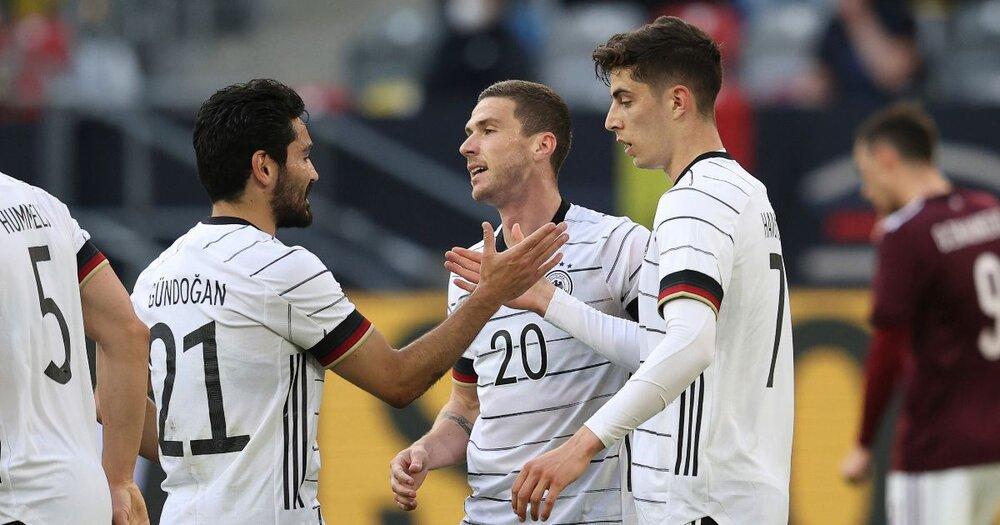 آلمان اولین صعودکننده به جام جهانی قطر