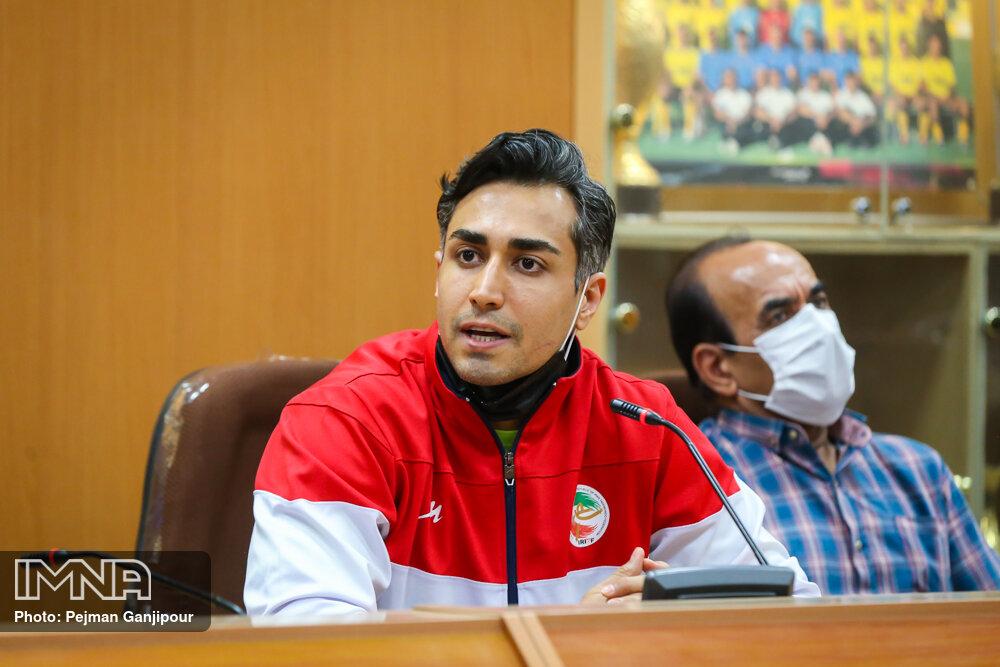 مردانی: برای المپیک توکیو آماده می شوم