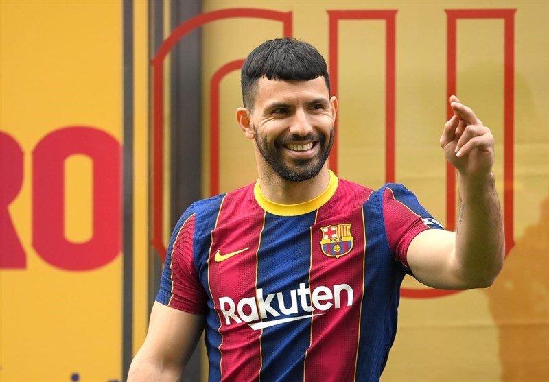 لاپورتا آگوئرو خرید تا مسی بماند