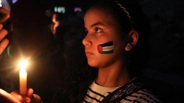 نامه کودکان غزه به گوترش