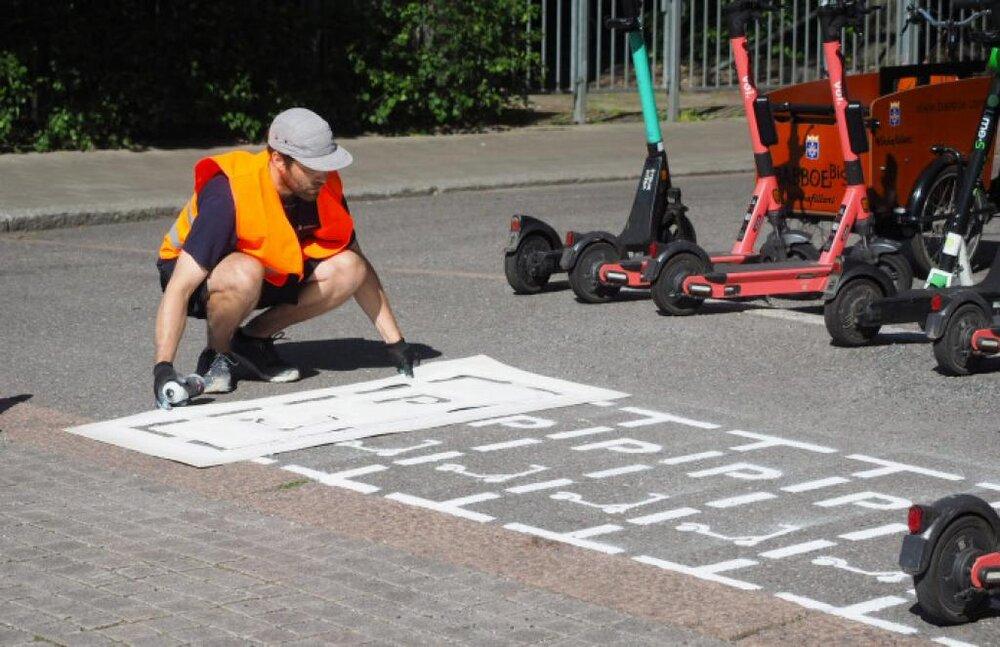 افزایش ایمنی ترافیک شهری در تورکوی فنلاند