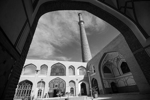 منارههای محله جویباره اصفهان