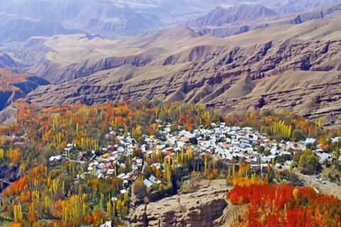 روستای تاریخی و گردشگری گازرخان در الموت قرنطینه شد