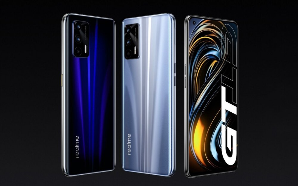 نسخه ویژه گوشی Realmi GT به زودی عرضه میشود